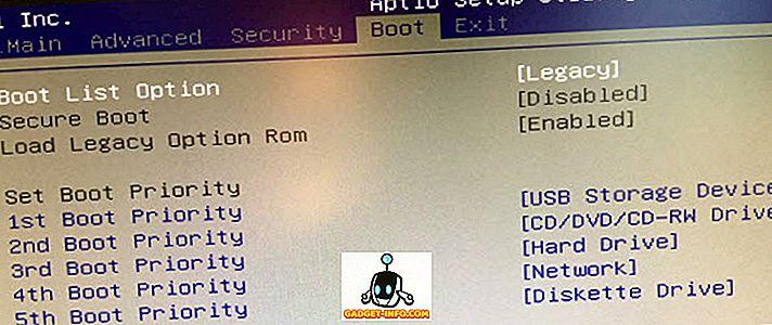 windows help - Ako zmeniť Boot Sequence v systéme BIOS