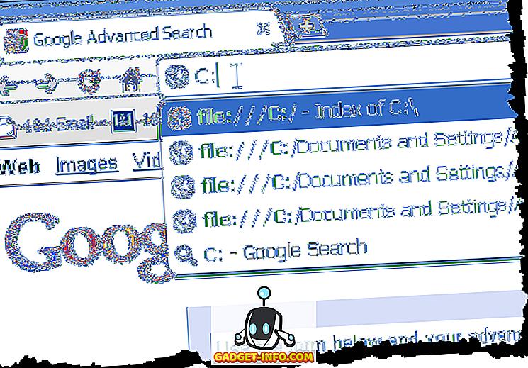 Abra um arquivo HTML no Google Chrome