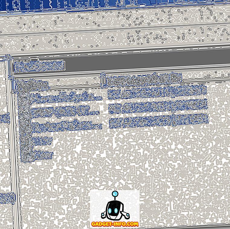 Ako zobraziť veľkosť poštových schránok používateľa na serveri Exchange 2007