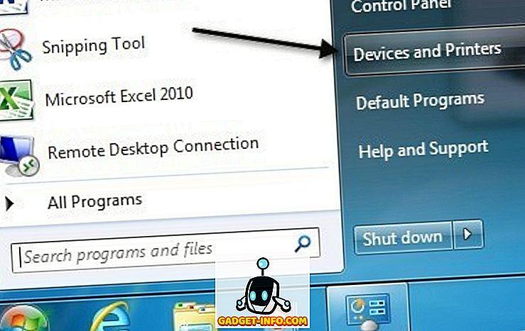Windows 7 seadmed ja printerid hanguvad või ei avane?